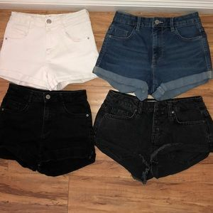 4 pairs of shorts! Summer Sale ✨